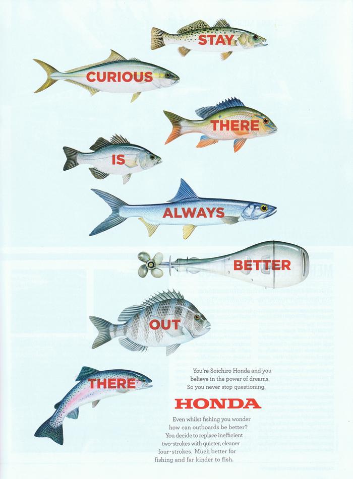 Honda 2011 Ad Campaign 1