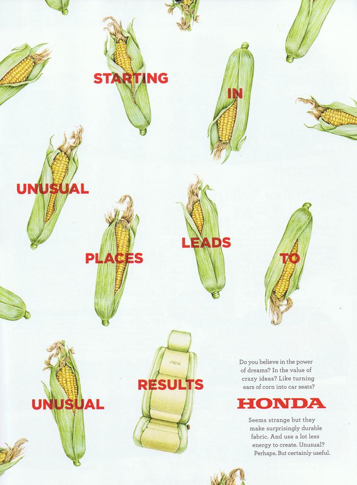 Honda 2011 ad campaign 3