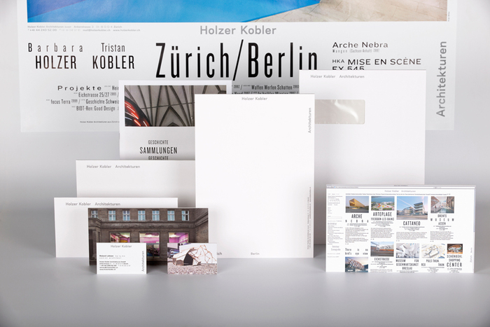 Holzer Kobler Architekturen 1