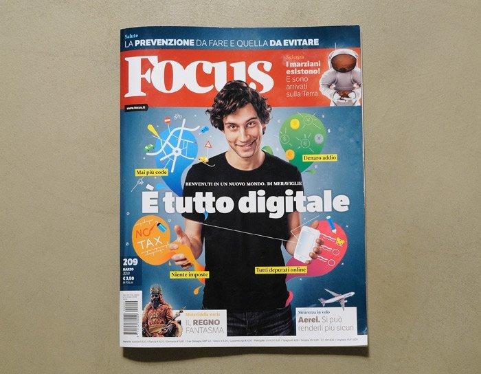 Focus magazine 1