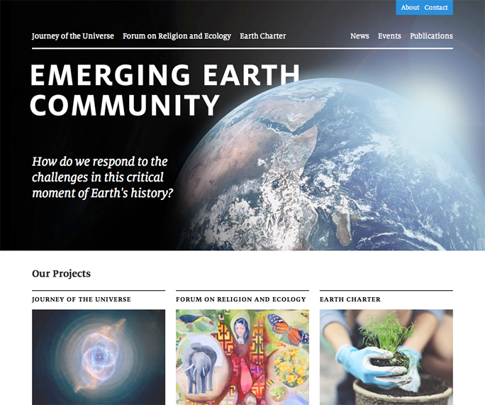 Emerging Earth Community 1