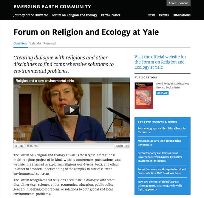 Emerging Earth Community 3