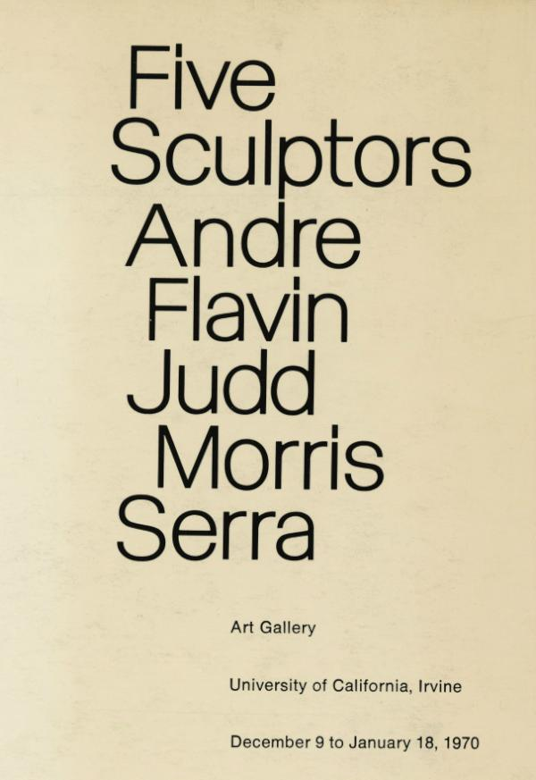 Five Sculptors 1