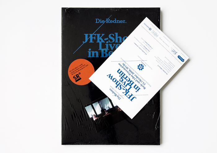 JFK-Show DVD Booklet 1