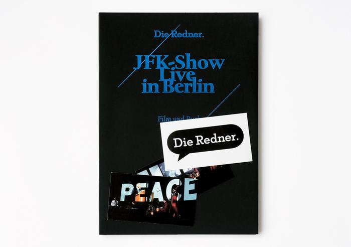 JFK-Show DVD Booklet 5