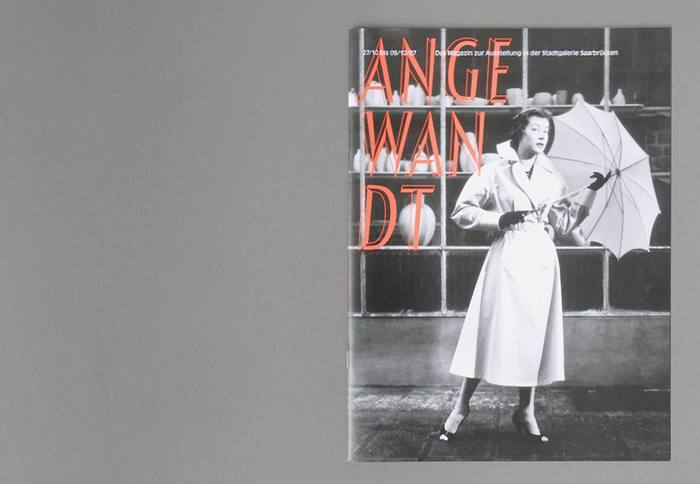 Angewandt exhibition materials 5