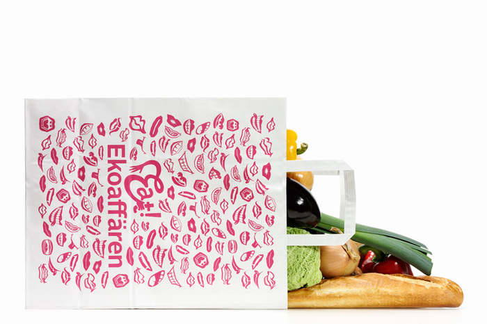 Eat! Ekoaffären organic grocery store 1