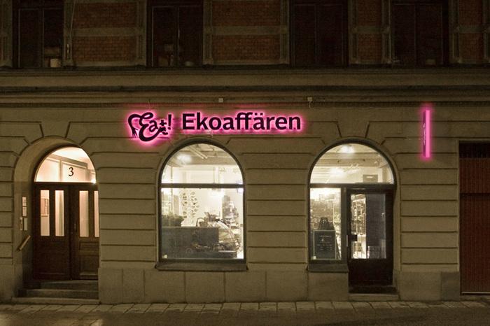 Eat! Ekoaffären organic grocery store 2