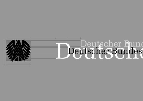 German Federal Parliament Corporate Identity 1