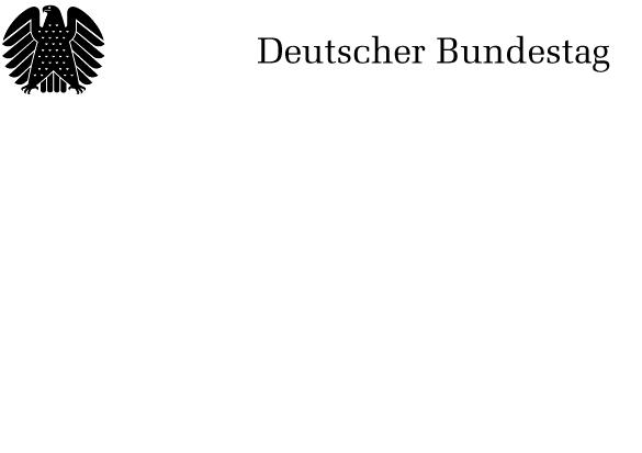 German Federal Parliament Corporate Identity 3