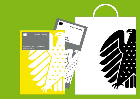 German Federal Parliament Corporate Identity 5