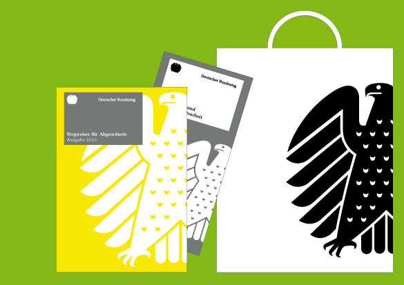 German Federal Parliament Corporate Identity 5