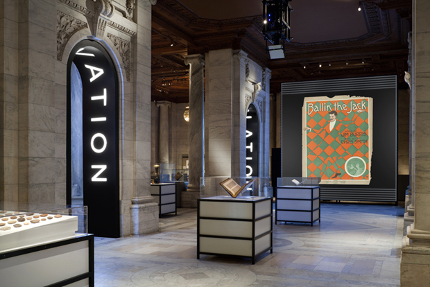 Exhibition 100 years New York Public Library 4