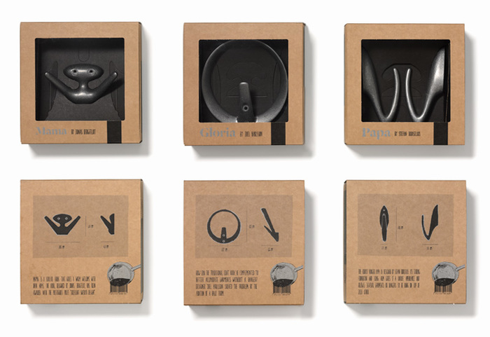 Essem Design wall hooks packaging 2