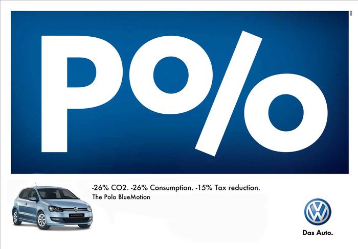 VW Polo Belgium Ad