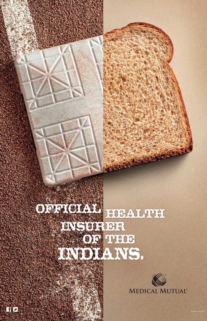 Medical Mutual: Official Health Insurer of the Indians 1