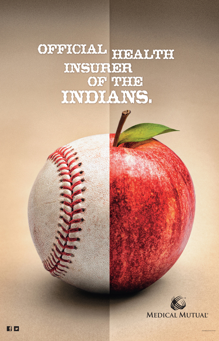 Medical Mutual: Official Health Insurer of the Indians 3