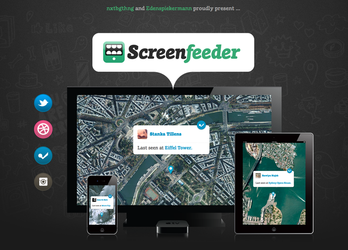 Screenfeeder 4
