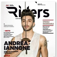 <cite>Riders</cite> magazine (2012 redesign)