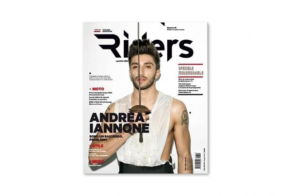 Riders magazine (2012 redesign) 1