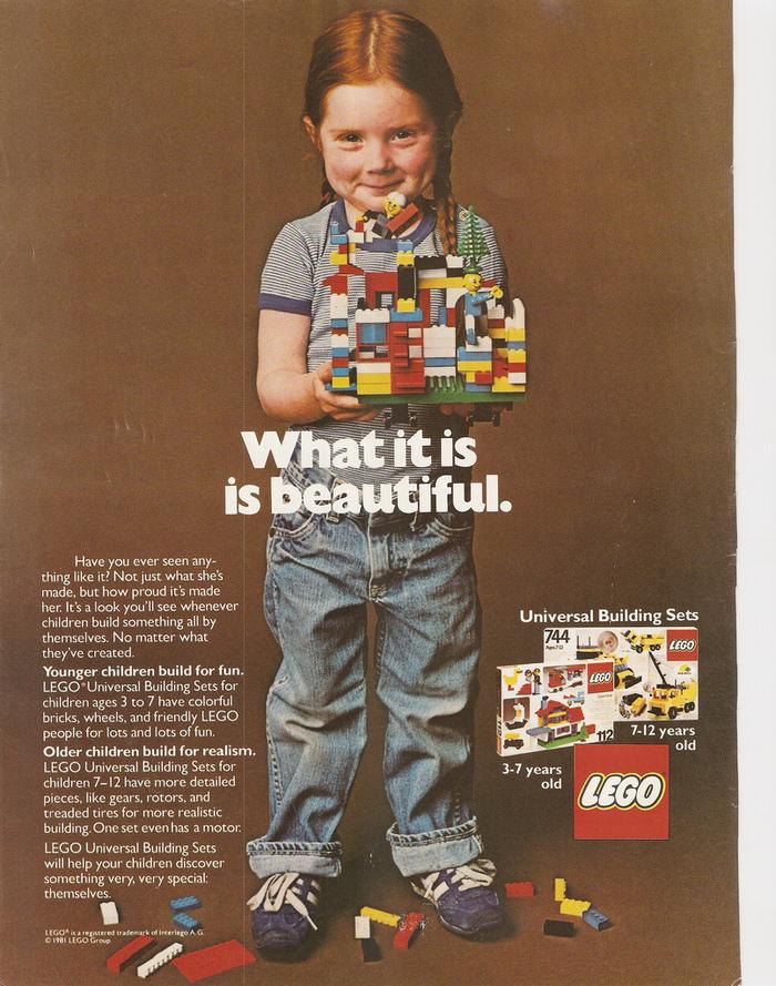 LEGO ads (1980–82) 1