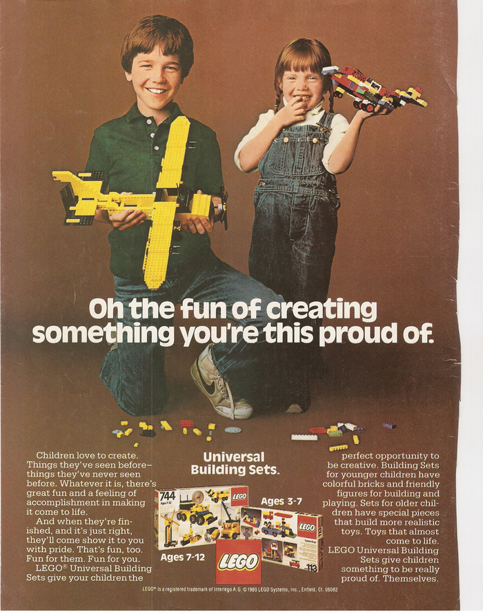 LEGO ads (1980–82) 3