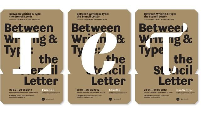 Between Writing & Type exhibition 2