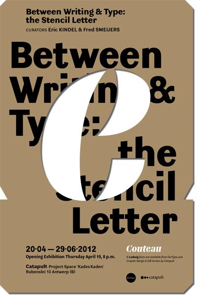 Between Writing & Type exhibition 4