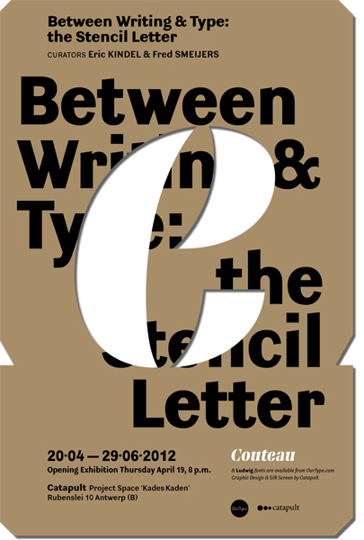 Between Writing & Type exhibition 4