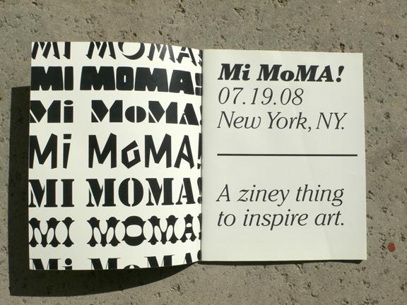 Mi MoMA! 1