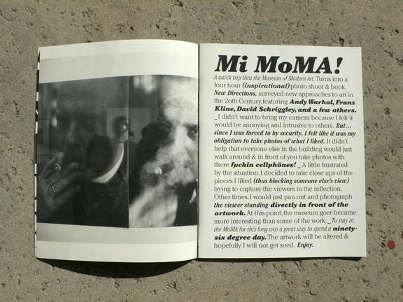 Mi MoMA! 2