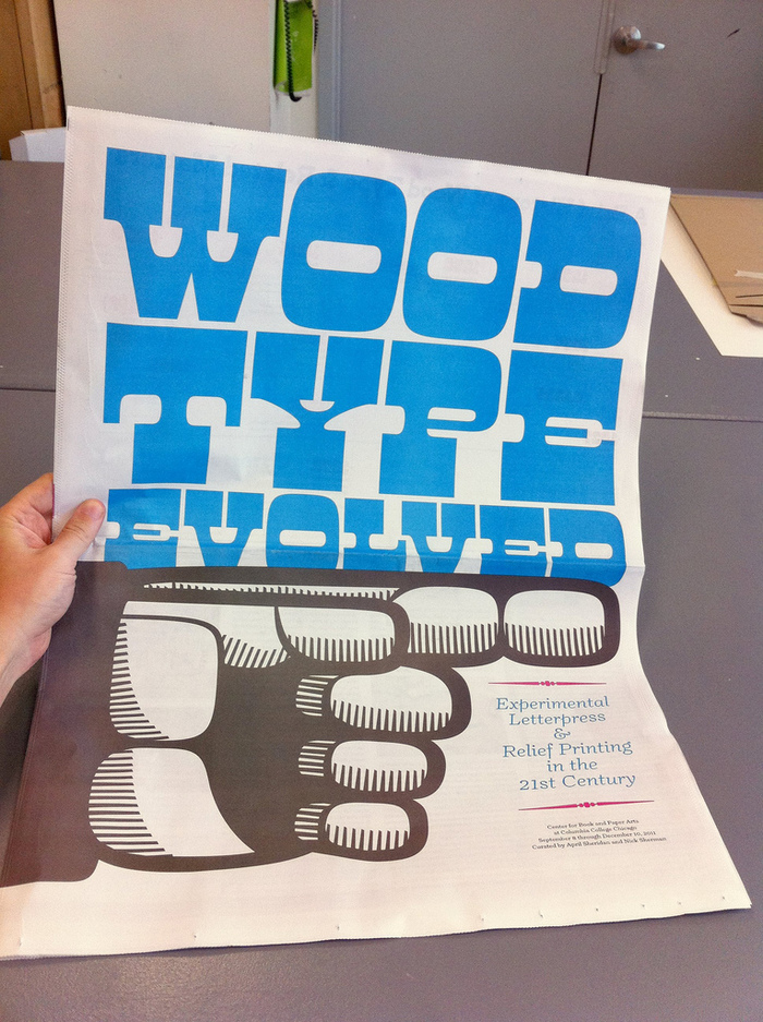 Wood Type Evolved 1
