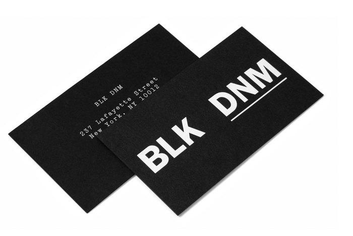 BLK DNM Identity 1