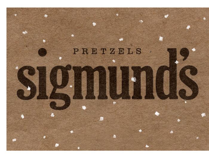Sigmund's Pretzels identity 1