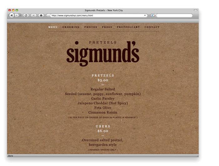 Sigmund's Pretzels identity 2