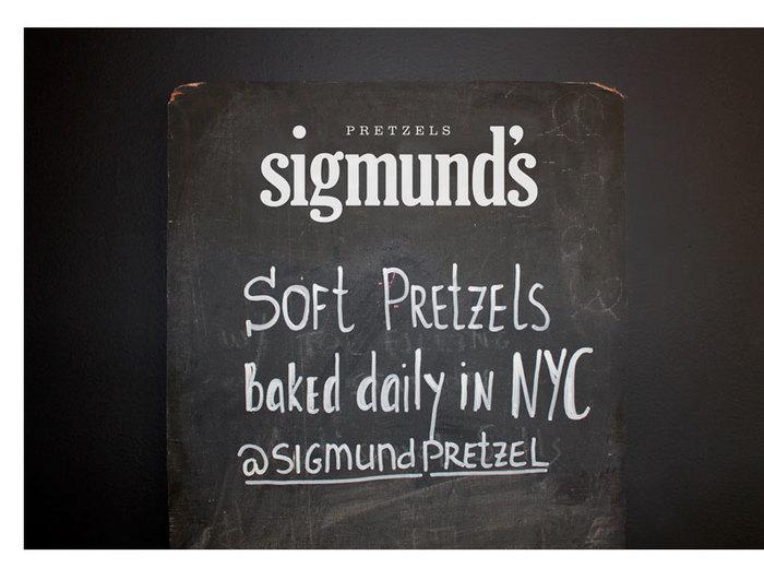 Sigmund's Pretzels identity 5