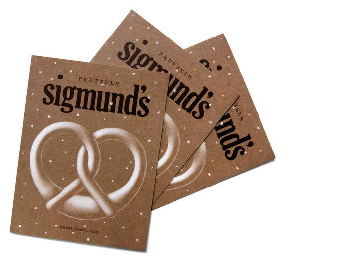 Sigmund's Pretzels identity 6