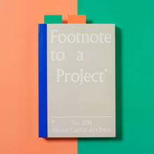 Footnote to a Project