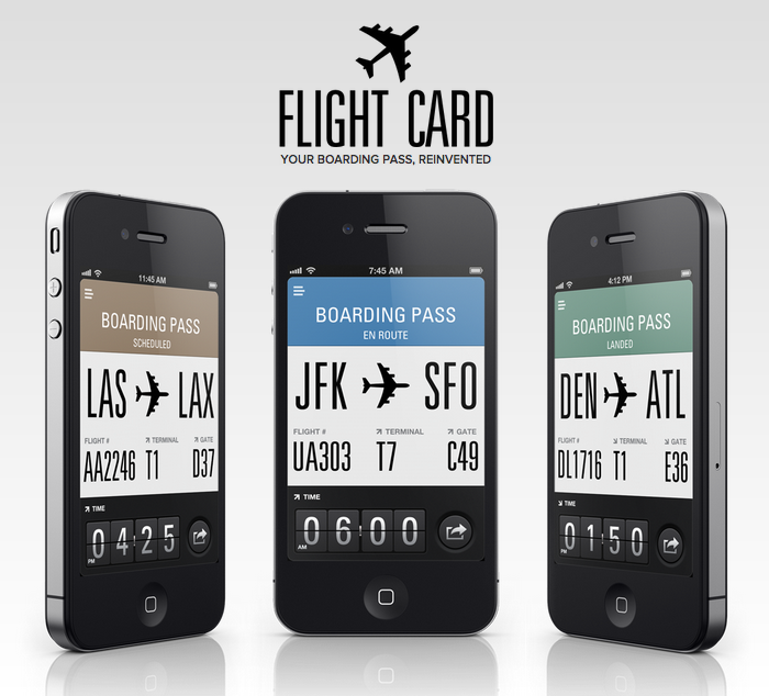 Flight Card 4