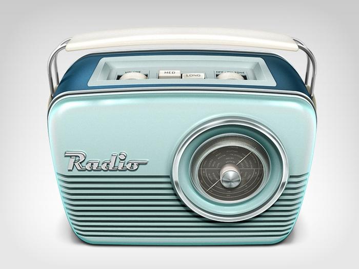 Radio Icons 1