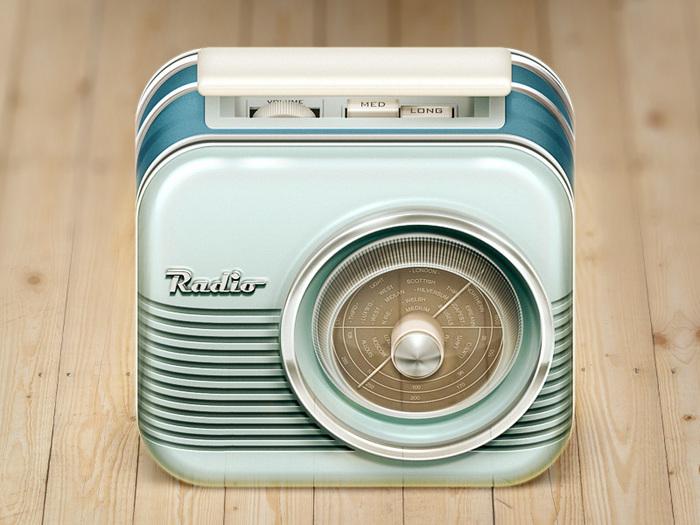 Radio Icons 2