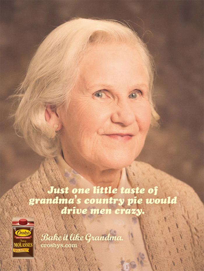 "Crosby's Fancy Molasses: ""Bake it like Grandma"" 2"