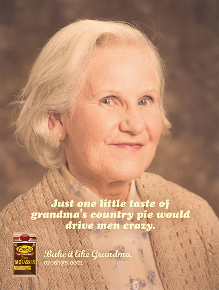 "Crosby's Fancy Molasses: ""Bake it like Grandma"" 2"