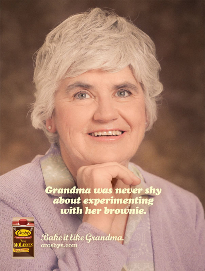 "Crosby's Fancy Molasses: ""Bake it like Grandma"" 3"