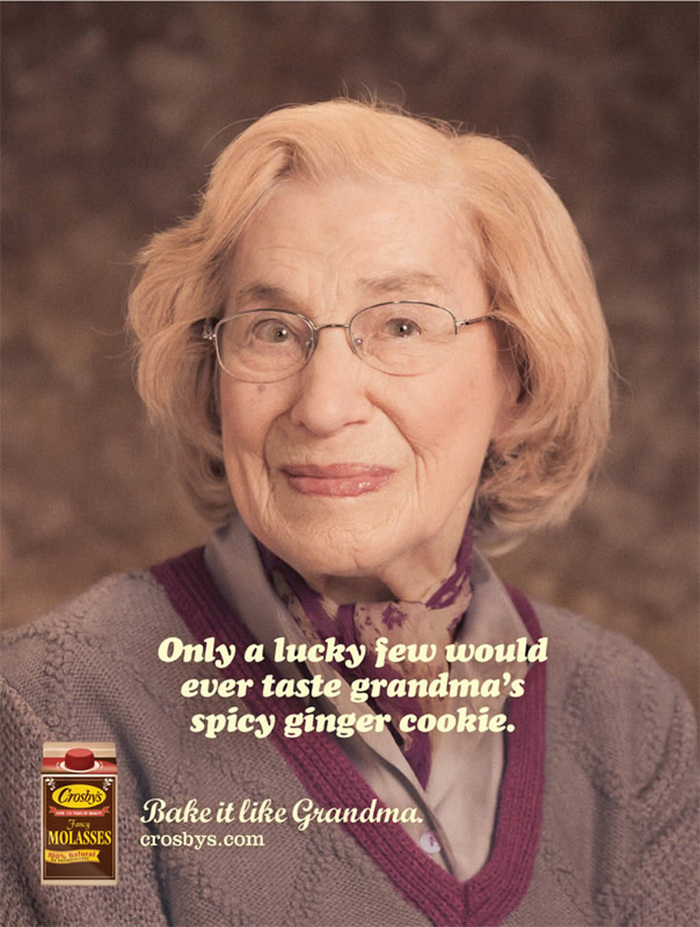 "Crosby's Fancy Molasses: ""Bake it like Grandma"" 5"