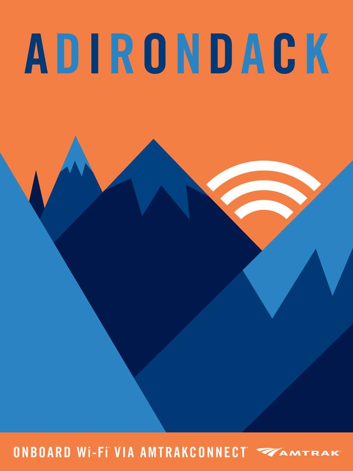 Amtrak Wi-Fi 6