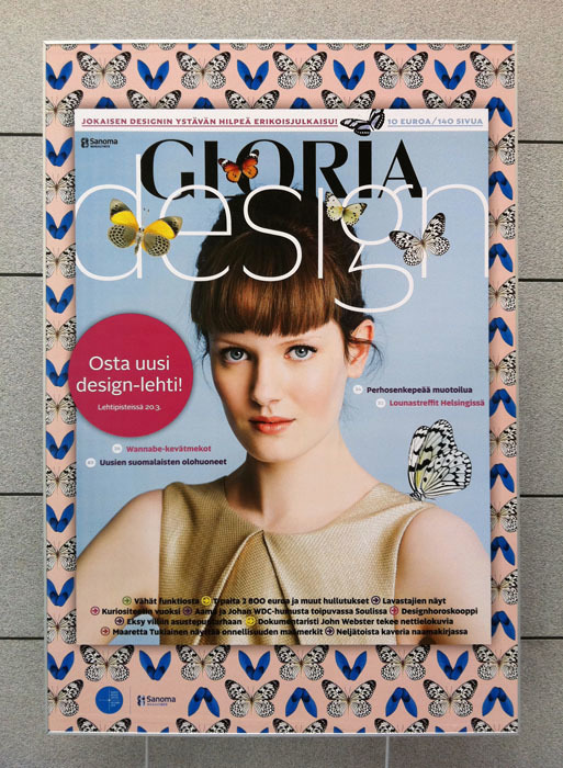 Gloria Design Magazine