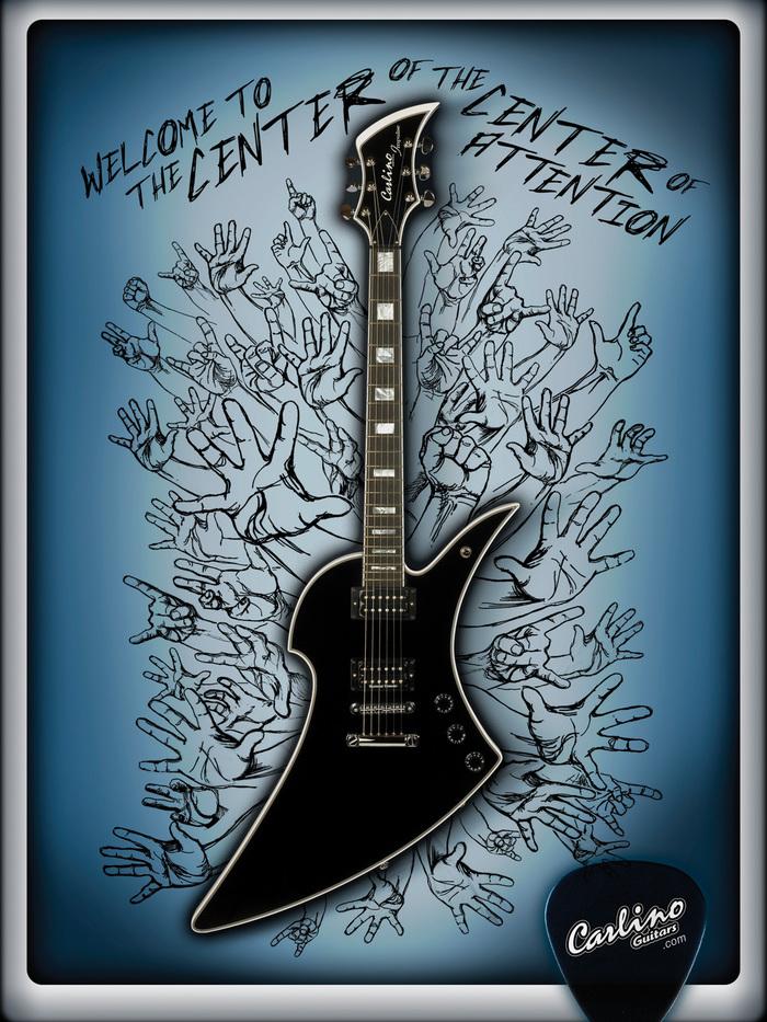 Carlino Guitars 1
