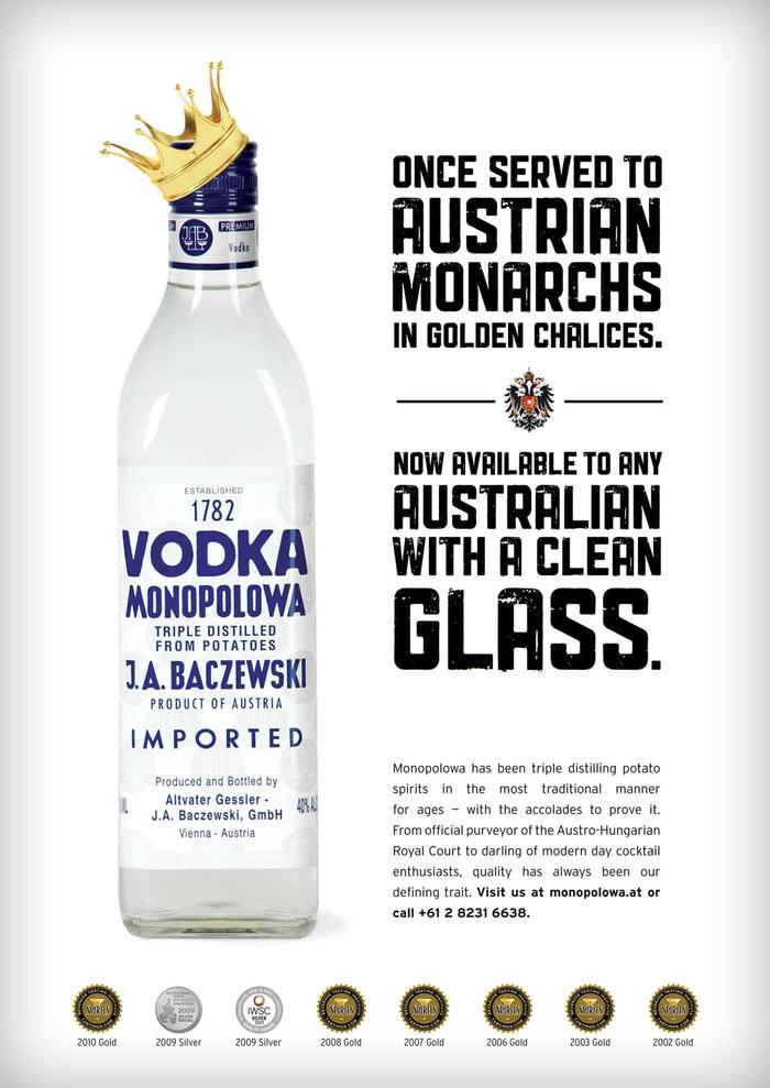 Monopolowa Vodka 1