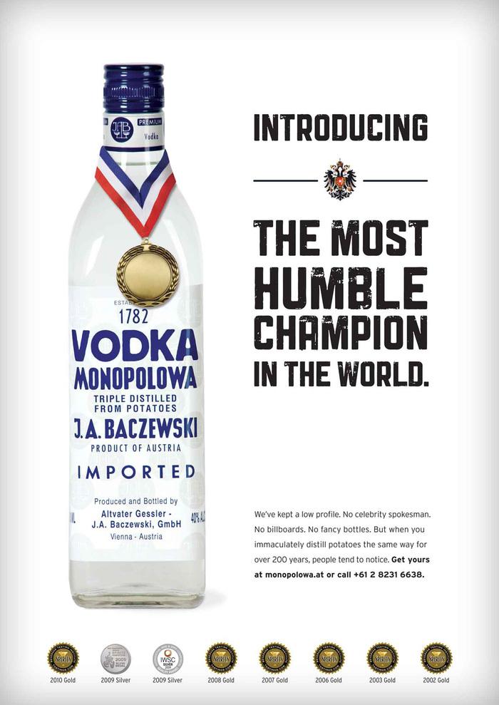 Monopolowa Vodka 3
